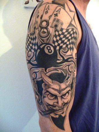 Tattoos zum Stichwort Rockabilly | Tattoo-Bewertung.de | Lass Deine ...