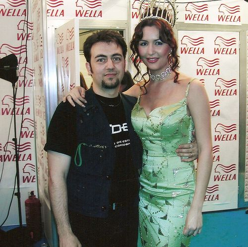 Miss España 2002 Vania Millán