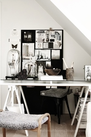 Interior | Work Space by anshs