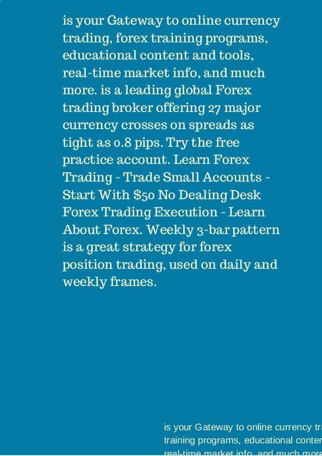 Make Money Online By Learning Forex Trading At