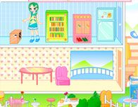 Decorating big doll house games