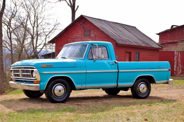 **ONE OWNER**F100*PATINA**BARNFIND**56K MILES**SHORTBED**SHOP TRUCK**FARM TRUCK* for sale: photos, technical specifications, description