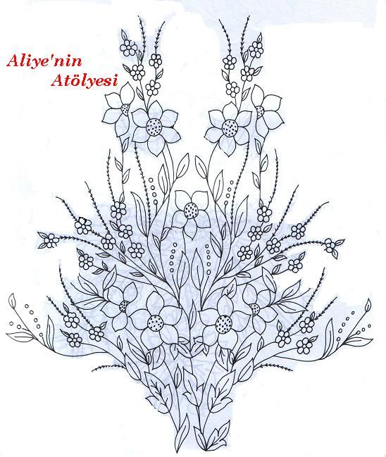 17 Best Images About Silk Ribbon Embroidery Patterns On Pinterest