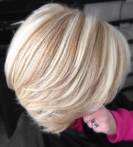 20 Cute Hair Colors For Short Hair Latest Bob Hairstyles