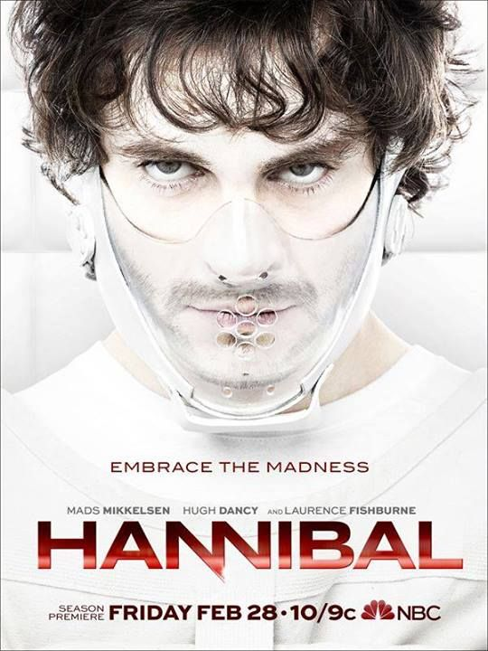 Hannibal If you've seen season one then you know why this poster is so very upsetting.....