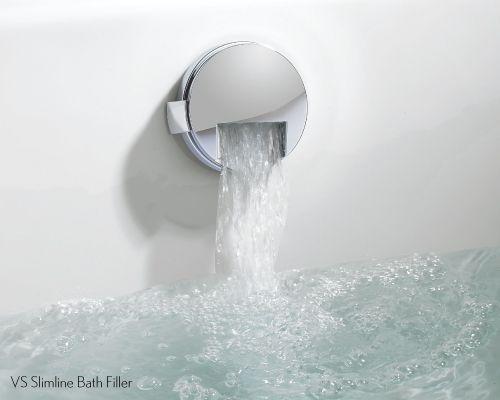 Bath Click Clack Waste With Filler