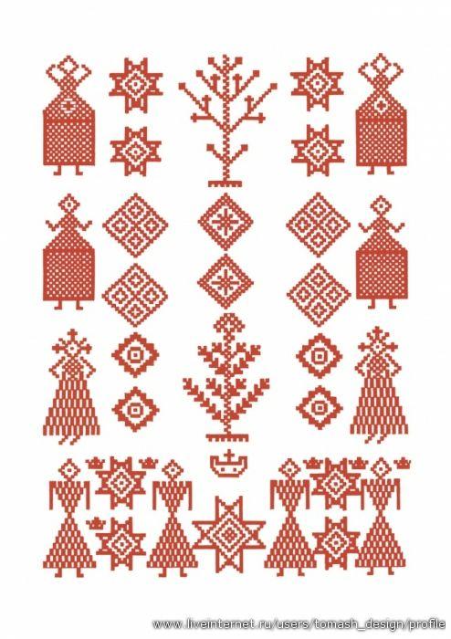 Белорусский орнамент. Обсуждение на LiveInternet - Российский Сервис Онлайн-Дневников