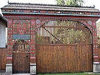 erdély ma - A székely kapu és a sárkányminta