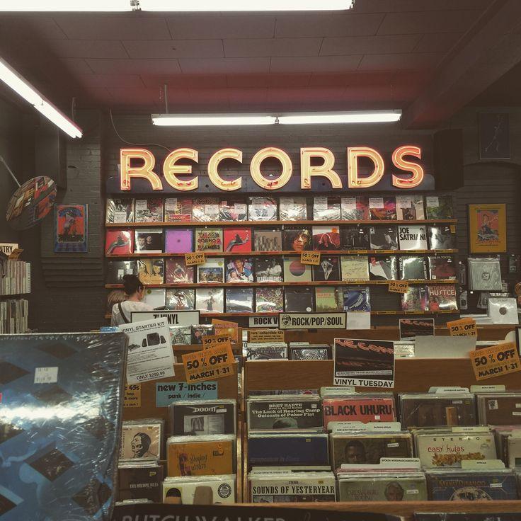 455 Best Vintage Record Shops Images On Pinterest Vinyl