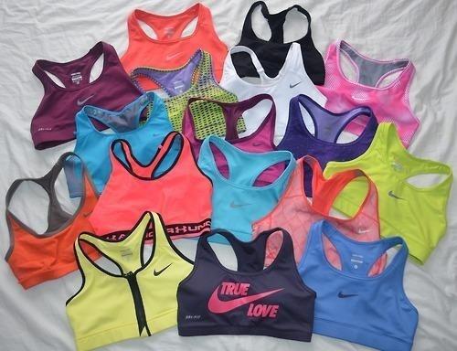 Nike sport bra - i want them all :)