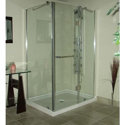 Jade Bath California Ii 36x48 Inch Door Return Panel