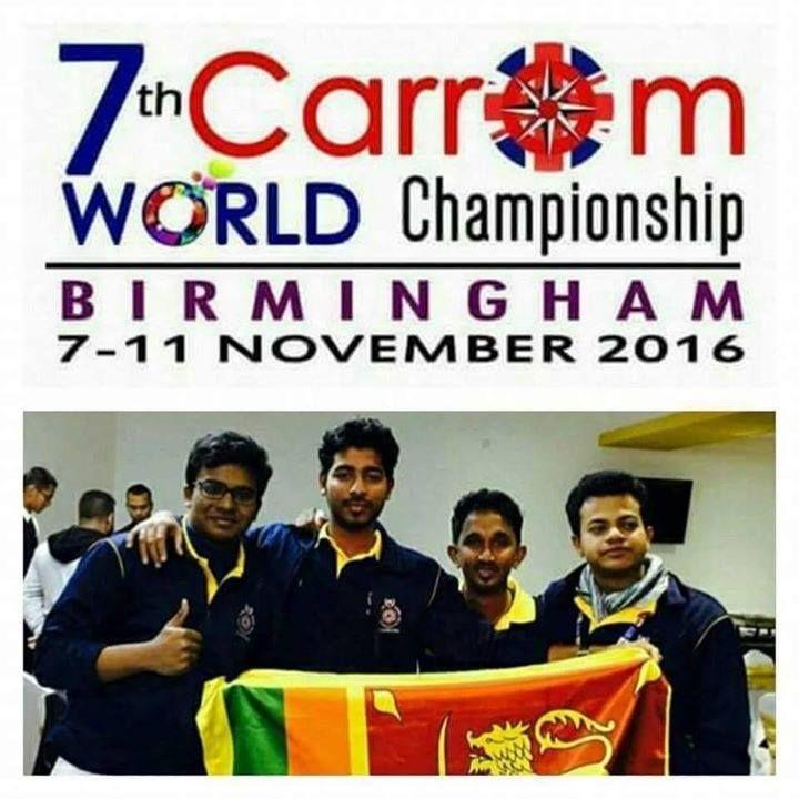 7th World Carrom Championship 2016 | Results ~ CARROM4U