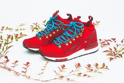 reebok gl 6000 mid flash red bestsneakersever sneakers shoes