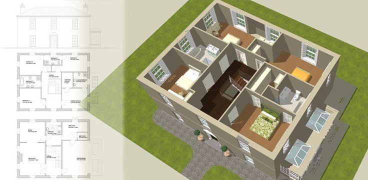 Linehan Construction Georgian House Design Cork