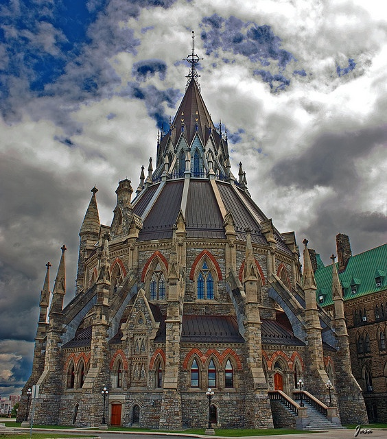 Library of Parliament canada