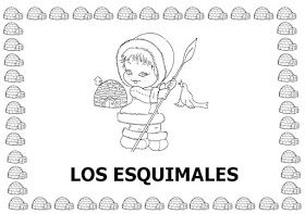 "Maestr@s de infantil: PROYECTO: ""LOS ESQUIMALES"""