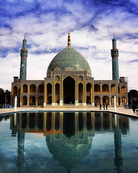 Agha Ali Abbas Mosque, Iran