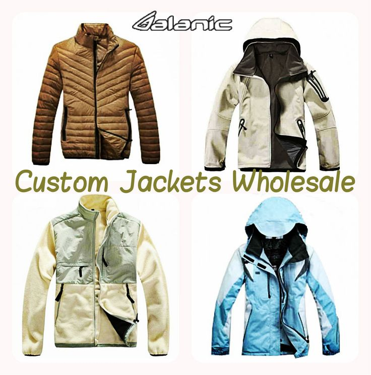 Add Glamour To Your Winter Wardrobe With Custom #Jackets #Wholesale