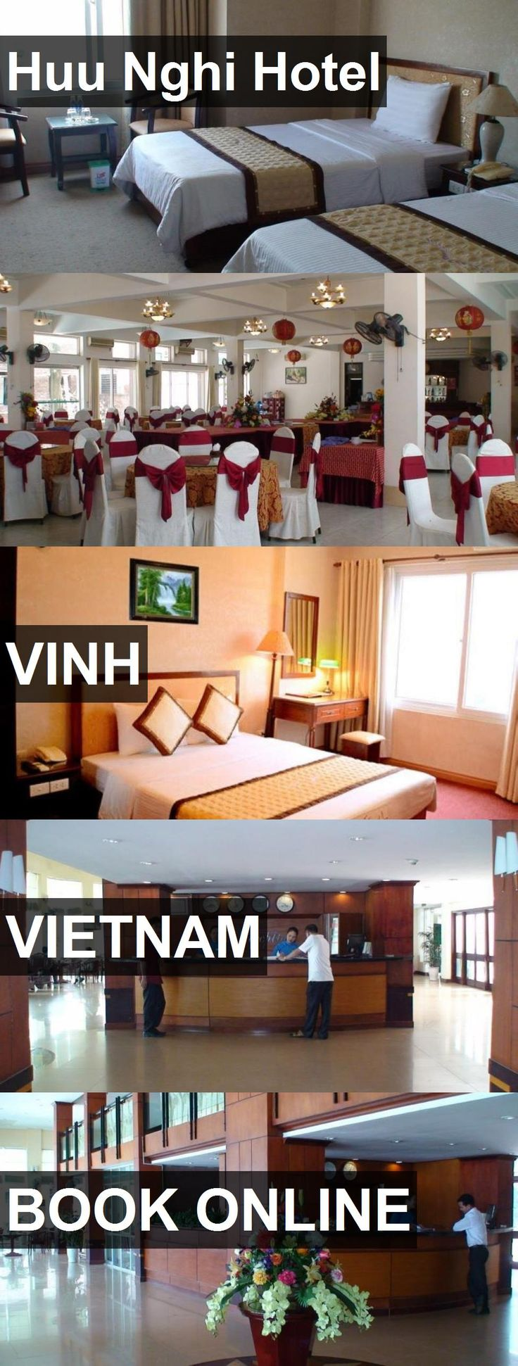 Hotel Huu Nghi Hotel in Vinh, Vietnam. For more information, photos, reviews and best prices please follow the link. #Vietnam #Vinh #HuuNghiHotel #hotel #travel #vacation