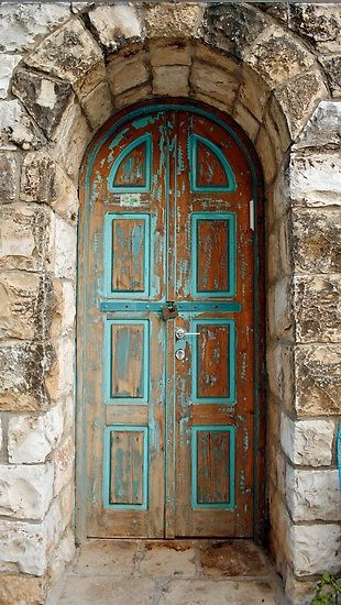 M s de 25 ideas incre bles sobre puertas viejas en - Deco hogar ourense ...