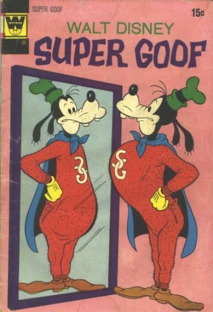 Super Goof (Volume) - Comic Vine