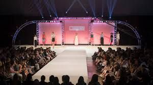 Image result for stage fashion shows?