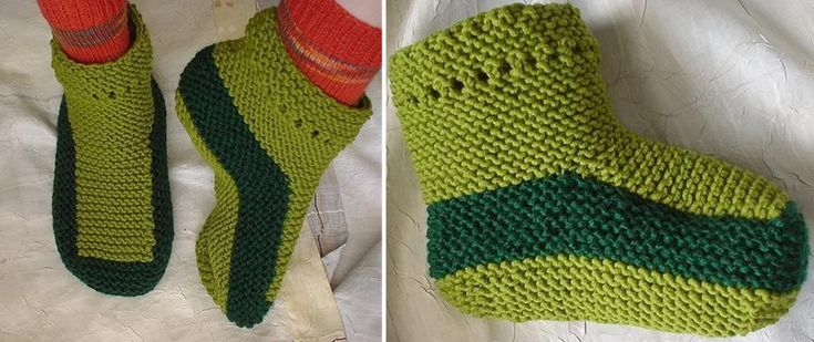 Knitting Pattern Robin Free : 1292 best images about SLIPPERS on Pinterest