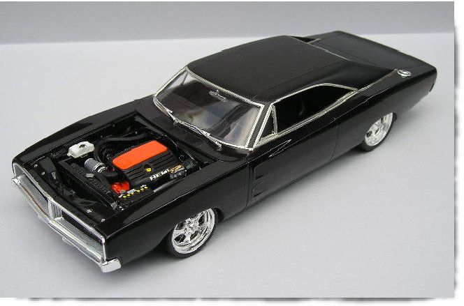 Building   Scale Model Cars