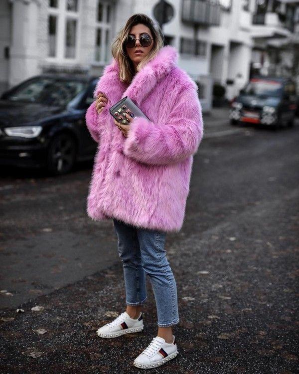 90ddd22433e5 Модная зимняя одежда 2018-2019  что носить зимой, зимние образы, модные  зимние вещи на фото   GlamAdvice