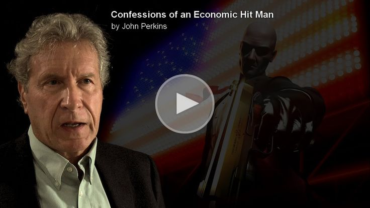 A gazdasági bérgyilkos