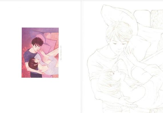 New Zipcy Coloring Book Temperature Of Love By Zipcy Korean Coloring Book Coloring Books Rainy Mood Japanese Books