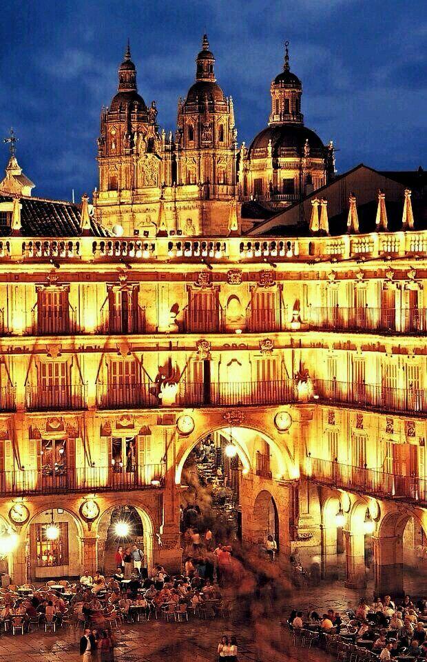 Salamanca. Spain.