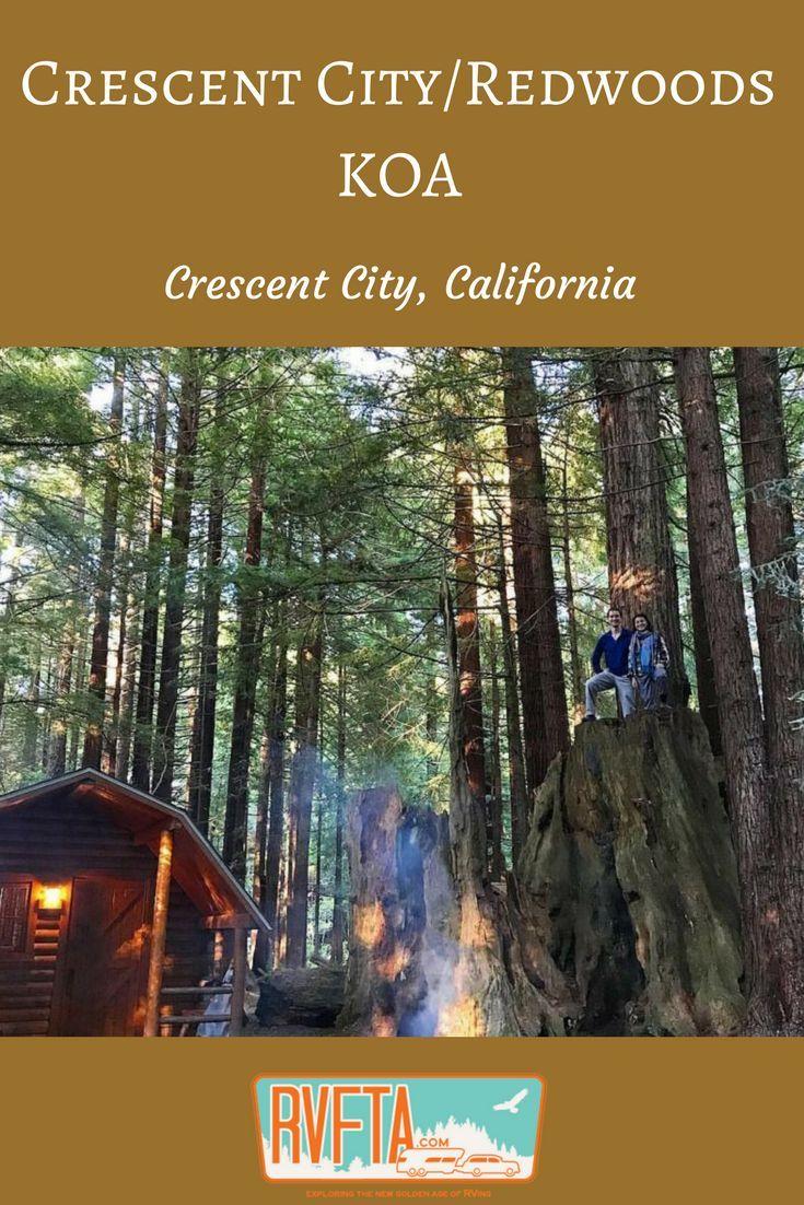 Crescent City Redwoods Koa In Crescent City California Crescent City California Crescent City Crescent City Ca