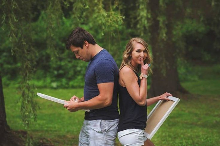 Grab Some Tissues Before You See These Photos Of A Husband Learning He's Going To Be A Father