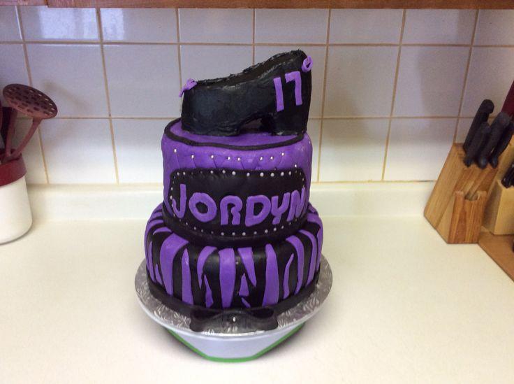 Jordyn's cake