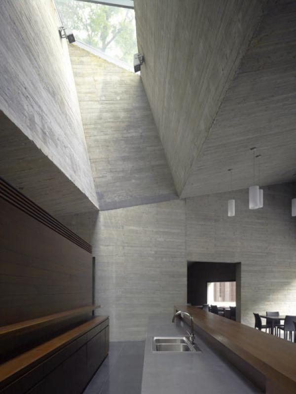 Ninetree Village, China, 2008 | David Chipperfield Architects