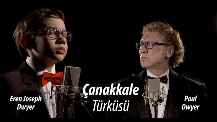 Paul Dwyer & Eren Joseph Dwyer - Çanakkale İçinde Aynalı Çarşı Türküsü - http://www.aligultekin.com.tr/paul-dwyer-eren-joseph-dwyer-canakkale-icinde-aynali-carsi-turkusu