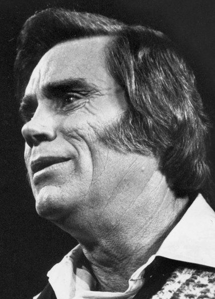 George jones my Hero.