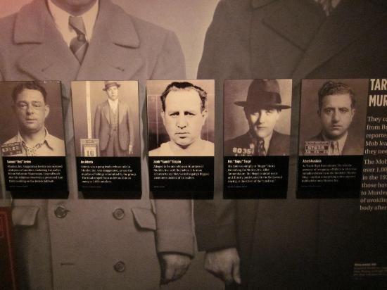 The Mob Museum, the National Museum of Organized Crime and Law Enforcement, is located in Downtown Las Vegas. Learn about the interesting facts and lives of famous mobsters.