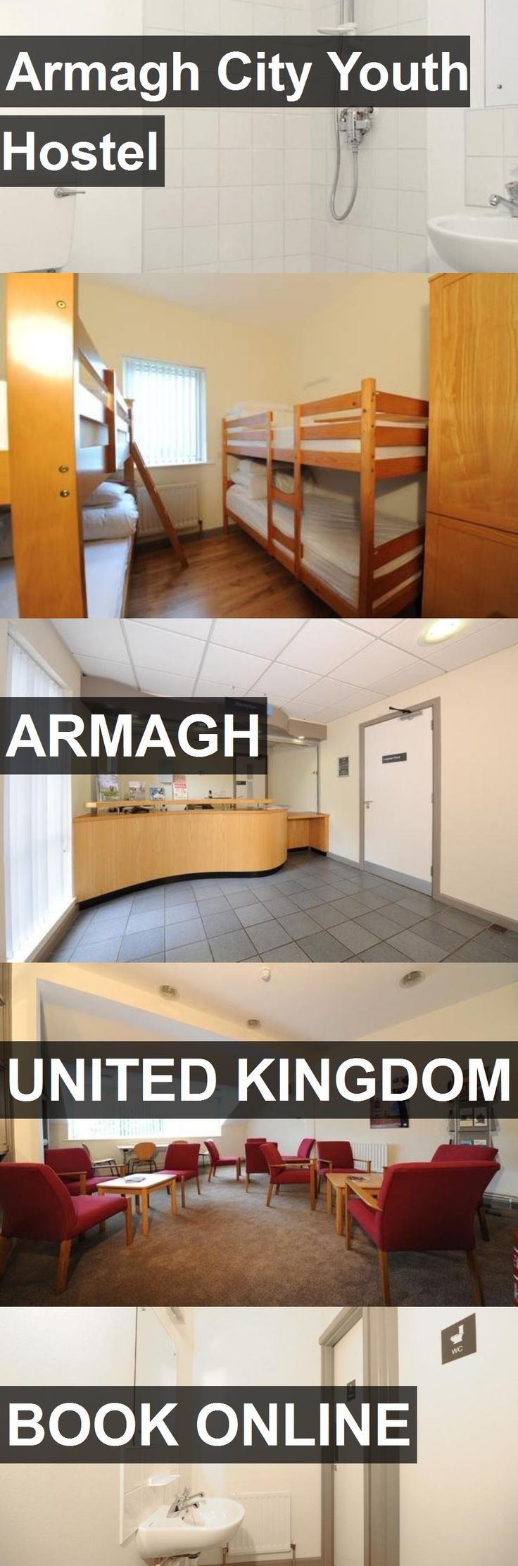 Armagh City Youth Hostel in Armagh, United Kingdom. For more information, photos, reviews and best prices please follow the link. #UnitedKingdom #Armagh #travel #vacation #hostel