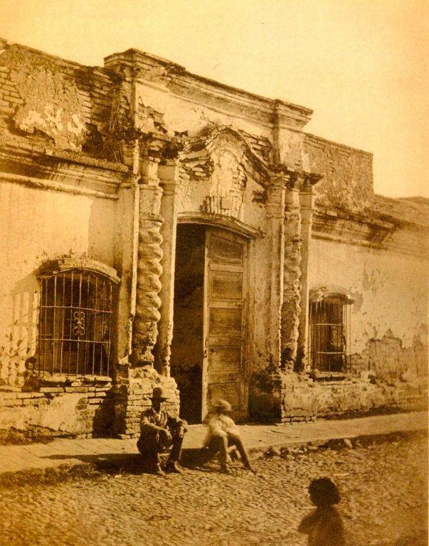 Casa Histórica en Tucumán, donde se declaró la independencia , el 9 de julio de 1816, hoy celebramos todos los argentinos, el BICENTENARIO. DE LA INDEPENDENCIA DE LA REPÚBLICA ARGENTINA.-