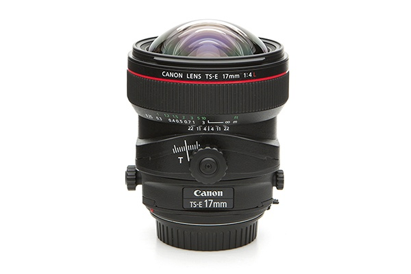 Canon TSE 17mm f4 L