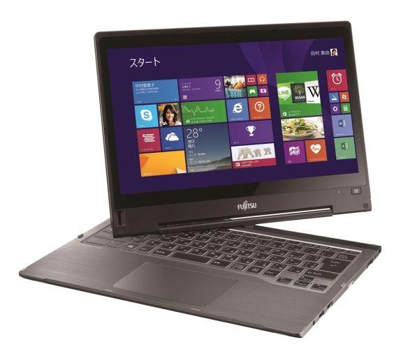 Fujitsu unveils Lifebook TH90/P convertible ultrabook - http://laptops.thatarerightforme.com/news/fujitsu-unveils-lifebook-th90p-convertible-ultrabook