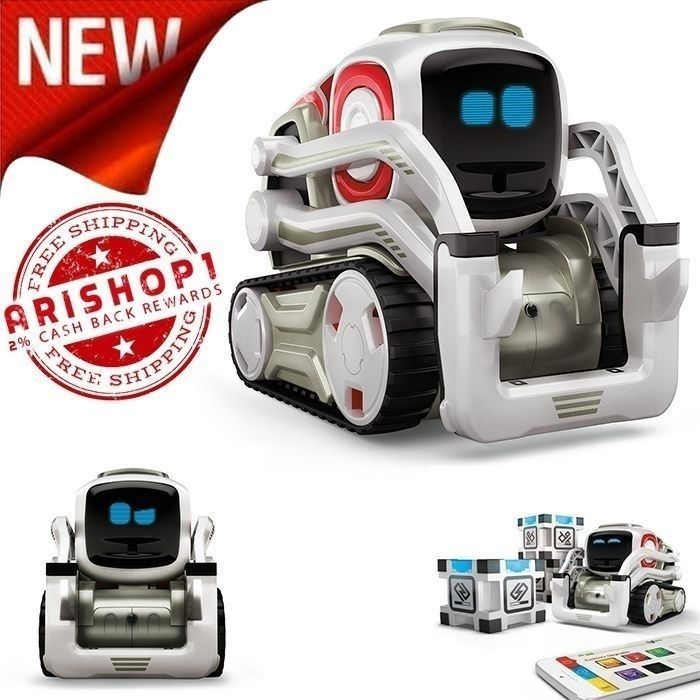 NEW ANKI COZMO ROBOT TOY THE BIGGEST TECH TOYS FOR 2016 NEW  | eBay