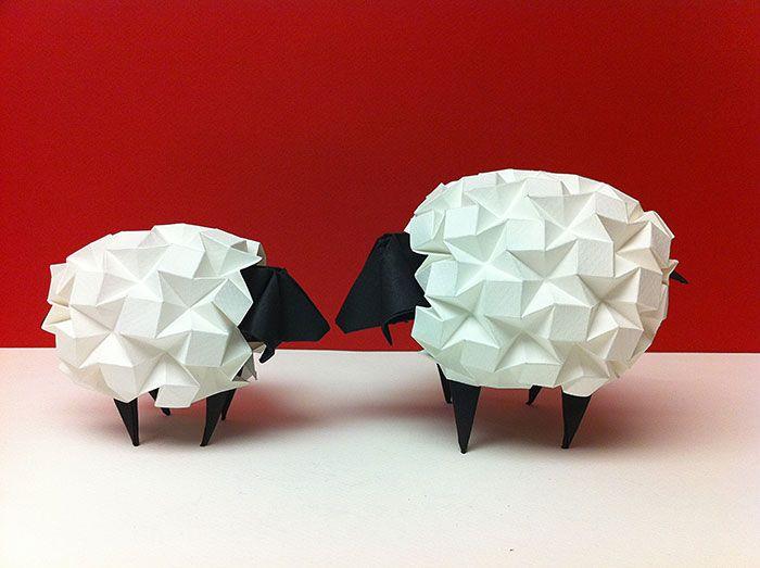 16 Origami incroyables pour célébrer la Journée mondiale de l'Origami (12)