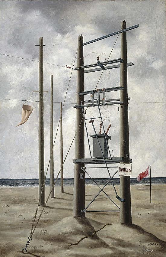 Tristram Hillier Pylons (1933)