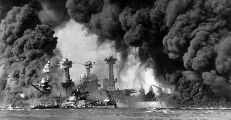Attack on Pearl Harbor – Awakening The Sleeping Giant