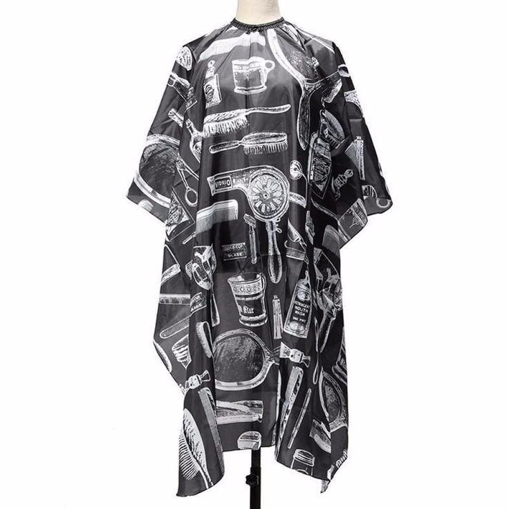 1 piece New Adult Salon Barbers Hairdressing Hairdresser Hair Cutting Cape Gown Clothes
