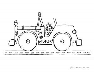 8 best Fire Truck Coloring Pages images on Pinterest