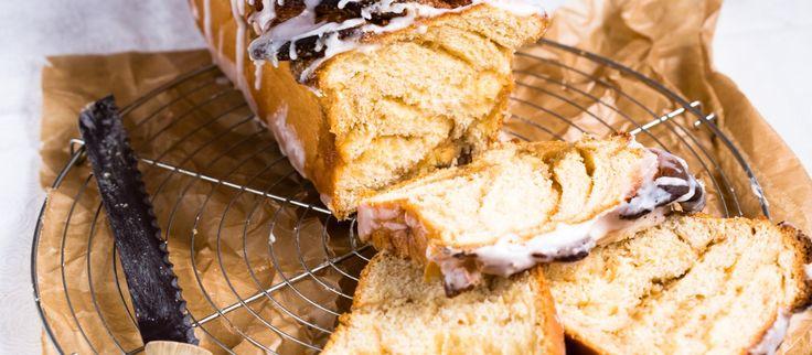 Thermomix Cinnamon Bread